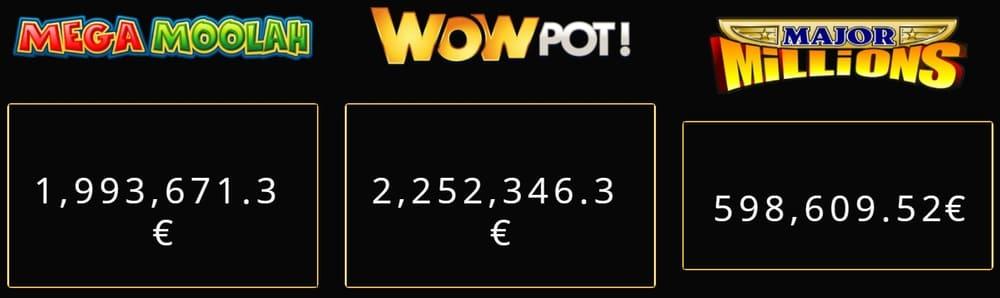 online slots progressiva/jackpot
