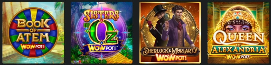 gratis slots spel